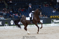 Anna Casper und Birkhof's Don Diamond